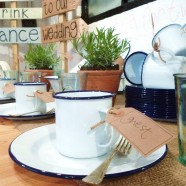 Enamelware and props