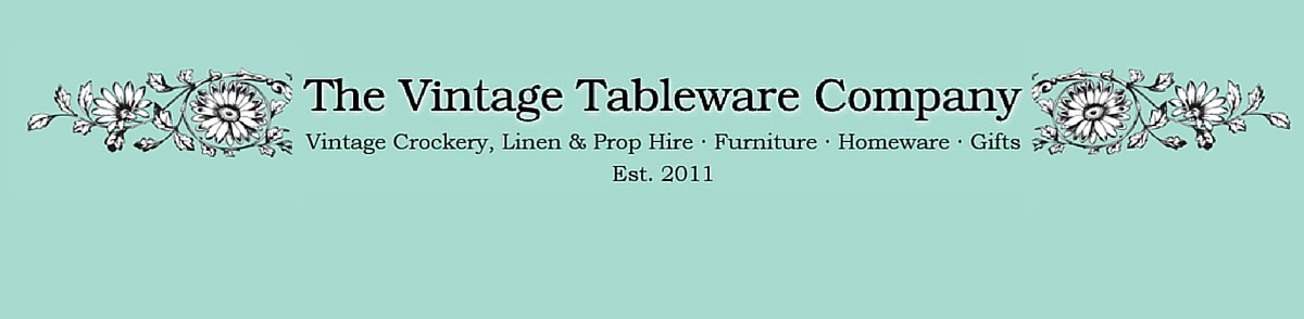 The Vintage Tableware Company